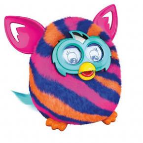 Foto Furby Boom - Laranja e Rosa