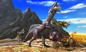 Foto Monster Hunter 4 Ultimate (Seminovo) 3DS