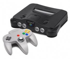 Foto Console Nintendo 64 (Seminovo)