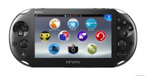 Foto PlayStation Vita SLIM +3 Anos Garantia ZG!