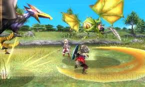 Foto Final Fantasy Explorers 3DS
