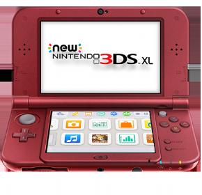 Foto New Nintendo 3DS XL Vermelho +  Garantia ZG! - Seminovo