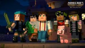 Foto Minecraft: Story Mode The Complete Adventure PS4 - Seminovo