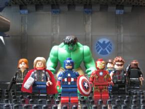 Foto LEGO Marvel Vingadores (Seminovo) XBOX ONE