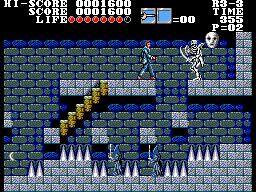 Foto Master of Darkness (Seminovo) Master System