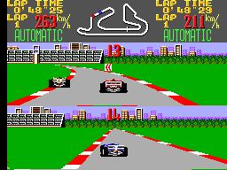 Foto Super Monaco GP (Seminovo) Master System