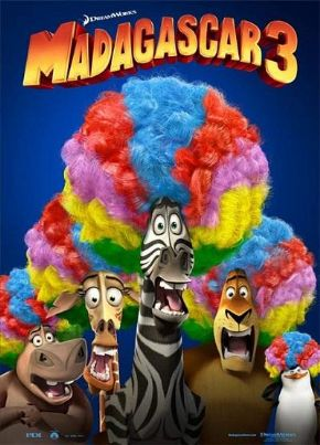 Foto Madagascar 3 (Seminovo) 3DS