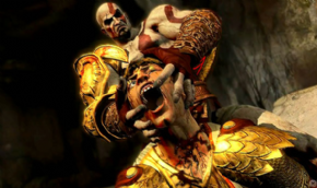 Foto God of War III Remastered PS4