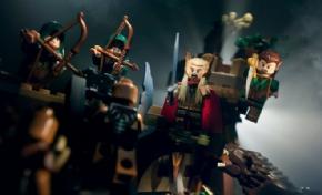 Foto Lego The Hobbit (Seminovo) Wii U