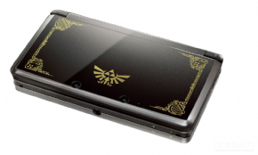 Foto Nintendo 3DS Zelda Edition Ocarina (Seminovo) + Garantia ZG!