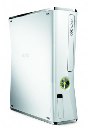 Foto XBOX 360 Slim 4GB LIMITED EDITION LT 3.0 + 3 Anos de Garantia ZG! (Seminovo)
