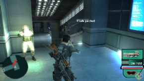 Foto Syphon Filter: Dark Mirror PS2