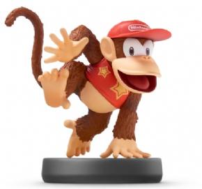 Foto Diddy Kong Smash Bros - amiibo