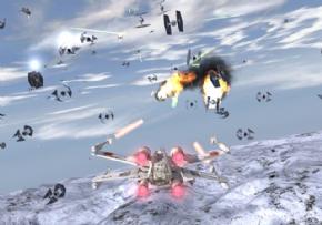 Foto Star Wars Rebel Strike Rogue Squadron III (Seminovo) Game Cube