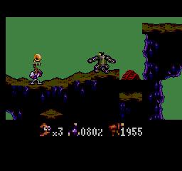 Foto Earth Worn Jim (Seminovo) Master System