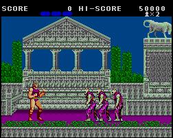 Foto Altered Beast (Seminovo) Master System
