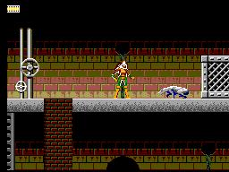 Foto Xmen Mojo World (Seminovo) Master System