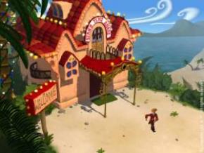 Foto A Maldicao Da Ilha Dos Macacos (Português BR) PC-DVD