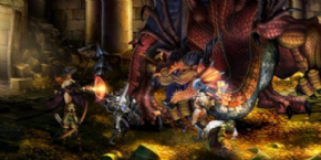 Foto Dragons Crown (Seminovo) PS3