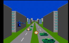 Foto Thunder Blade Tectoy (Seminovo) Master System