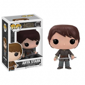 Foto PoP! Funko - 09 Games of Thrones - Arya Stark