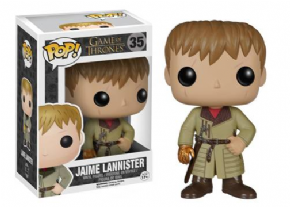 Foto PoP! Funko - 35 Games of Thrones - Jamie Lannister