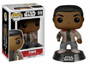Foto PoP! Funko - 59 Star Wars - Finn