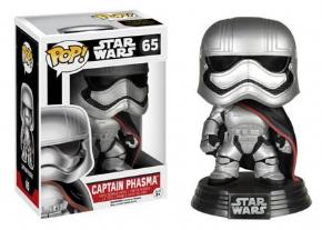 Foto PoP! Funko - 65 Star Wars - Captain Phasma