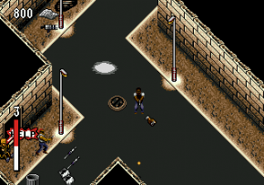 Foto Predador II (Seminovo) Mega Drive