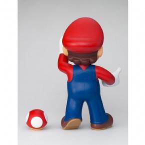 Foto Boneco Mario com Cogumelo - Bandai