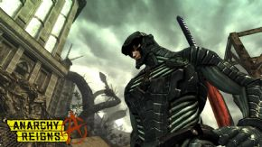 Foto Anarchy Reigns PS3
