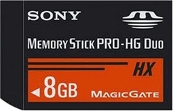 Foto Memory Stick Pro Duo Sony - 8GB
