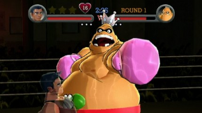 Foto Punch Out (Seminovo) Wii