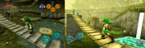 Foto The Legend of Zelda: Ocarina of Time 3D MIDIA DIGITAL 3DS