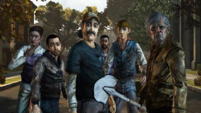 Foto Walking Dead Game of the Year Edition XBOX 360