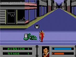 Foto Alien Storm (Seminovo) Master System