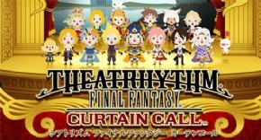 Foto Theatrhythm Final Fantasy Curtain Call 3DS