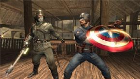 Foto Captain America: Super Soldier (Seminovo) PS3