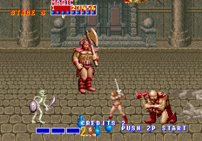 Foto Golden Axe (Seminovo) Mega Drive