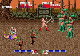 Foto Golden Axe Mega Drive - Seminovo
