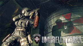 Foto Biohazard Umbrella Cops PS4