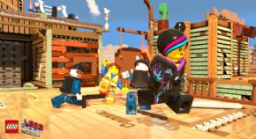 Foto Lego Movie PT BR Wii U