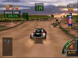 Foto Off Road Challenge (Seminovo) Nintendo 64