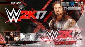Foto WWE 2K17 (Seminovo) XBOX ONE