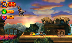 Foto Donkey Kong Country Returns 3 3DS - Seminovo
