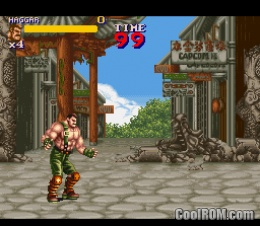 Foto Final Fight 2 (Seminovo) Super Nintendo