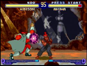 Foto Street Fighter Alpha 2 (Seminovo) Super Nintendo