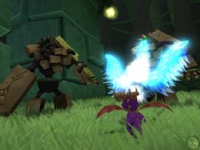 Foto The Legend of Spyro DS