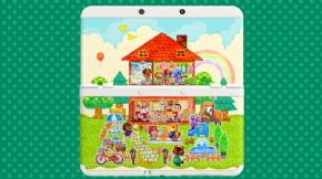 Foto New Nintendo 3DS Bundle Animal Crossing Happy Home Designer + 3 Anos de Garantia ZG! (Seminovo)