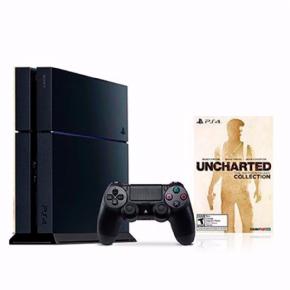 Foto Sony Playstation 4 - Bundle Uncharted Collection + 3 Anos de Garantia ZG! 1215-A PROMOÇÃO BOLETO